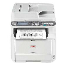 OKI MB472dnw Professional Wireless A4 Mono Multifunction Printer