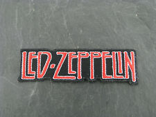 Patches Aufbügler Aufnäher Patch Led Zeppelin RocK'N'Roll Hard Rock Psychedelic