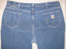 Carhartt FR 280-83 Flame Resistant Actual Size 41 1/2 X 28 3/4 Men's Jeans