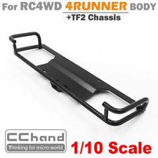 CC HAND Metal TUBE Rear Bumper for RC4WD 4RUNNER Body + TF2 Chassis