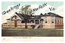 Unposted Printed Collectable USA Postcards Virginia