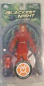 Blackest Night Orange Lantern Lex Luthor MISB
