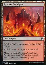 4x Rakdos Guildgate | NM/M | Commander 2017 | Magic MTG