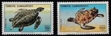 Turkye postfris 1989 MNH 2871-2872 - Schildpad / Turtle