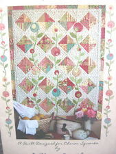 BLOOMS FOR ANNABELLE #101 QUILT QUILTING PATTERN, From Bloom Creek Patterns NEW