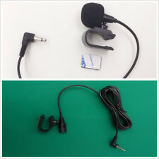 3.5MM Bluetooth External Microphone For Car Pioneer Stereos MP5 Radio Receiver