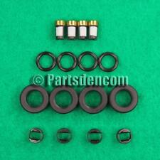 FUEL INJECTOR SERVICE KIT FITS TOYOTA COROLLA ZRE152R 2ZRFE 1.8L 4 CYL 07-09