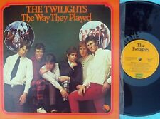 Twilights Rare OZ LP Way they played NM '77 EMI EMA327 Psyche Freakbeat Mod