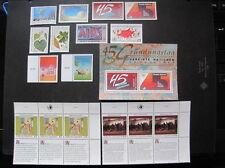 Vereinte Nationen UNO Wien MiNr. 98-109 Jahrgang 1990 kpl.postfrisch (B 179)