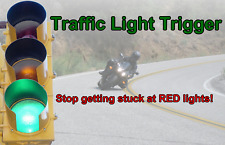 Red Light Changer-Trigger Traffic Signal, Fits All Motorcycles