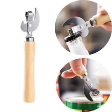 Stainless Steel Side Cut Can Openers Gadgets Kitchen Tools Beer Bottle Opener