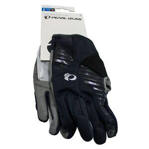 Pearl Izumi Men's Cycling Gloves Sz S Bike Bicycle CYCLONE Gel Black New