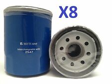 8x Oil Filter Suits Z547 Honda Accord Civic CRV Jazz Odyssey, Nissan, Infiniti