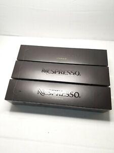 30x Nespresso Capsules VertuoLine Stormio Dark Roast Coffee New Sealed Free Ship