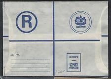 LESOTHO  (PP0609B)  1981    RLE  UNUSED