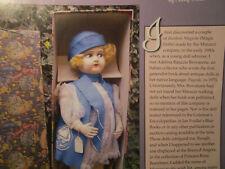 12pg Lenci Bambole Magiche Doll History Article /WHEELING THE MAGIC / Odin
