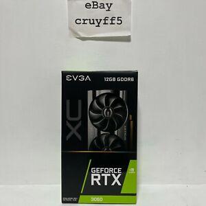 EVGA GeForce RTX 3060 XC GAMING 12GB GDDR6 | 12G-P5-3657-KB | Graphics Card
