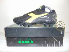 Vintage 80 90 DIADORA Match Winner 38 Scarpe 5 Calcio 8 Baggio Juve 12 Studs
