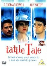 Tattle Tale [DVD] Patrick Floersheim, Olivier Pierre, Baz Taylor New and Sealed