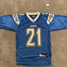 Reebok NFL Authentic LaDanian Tomlinson San Diego Chargers Jersey Fair Cond
