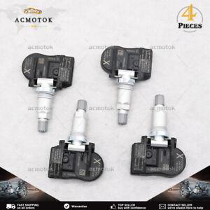 4x TPMS Tire Pressure Sensor 40700-3AN1A For Nissan w/ Intelligent Key 315MHz