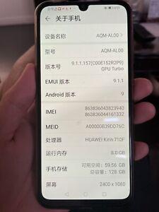 Huawei Enjoy 10S Dual SIM AQM-AL00 128GB/8GB RAM Blue Aurora Color Unlocked