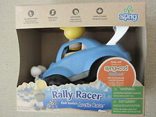 Sprig Rally Racer Auto Car Sprigwood Recycled Material Eco Enviro Friendly Toy