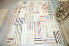 9.8x13 Turkish Kilim Vintage Flatweave Large Oversize Area Rug, Oushak Rag Rug