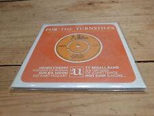 NENEH CHERRY - TY SEGALL - SIX ORGANS - HOT CHIP !!!!!! !!!  !CD!!!!