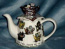 Paul Cardew Tea for Two TEIERE TEIERA COLLECTOR'S EDITION Teiera 1997-98