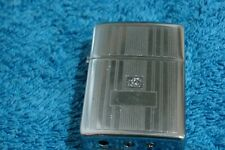 colibri Jet flame gas lighter working Silver coloured