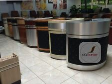 Luxury Circle Shape Reception Counter Desk Hair Salon Restaurant Office Church