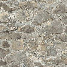 Weathered Stone Peel & Stick Wall Decor &  DIY projects decal sticker wallpaper