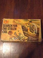 1964 VINTAGE GI JOE ADVENTURE TEAM SEARCH FOR THE STOLEN IDOL ORIGINAL BOXED