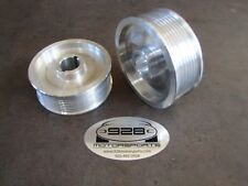 """ProCharger Standard 8-rib Pulley - 3.50"""" by 928 Motorsports"""