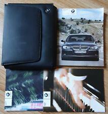 Repair Manuals & Literature BMW SERVICE BOOK 3 SERIES E91 TOURING 318 320 328 330 i/d Owners Handbook Manual Car & Truck Owner & Operator Manuals