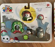 New Disney TSUM TSUM Nightmare Before Christmas Set Sealed