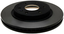 Disc Brake Rotor-Non-Coated Front ACDelco Advantage 18A2497A