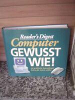Reader's Digest Computer, Gewusst wie!