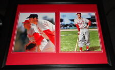 Stan Musial Framed 18x24 Photo Set St Louis Cardinals