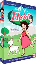 ★ Heidi ★ Intégrale - Edition Remastérisée - Coffret 6 DVD