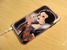 Goth Princess decal for iPod Touch - vinyl sticker
