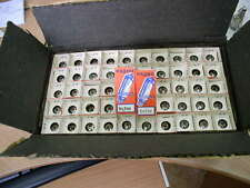 6N3P-E /6CC42/2C51 double triode tube (GOLD GRID!!!). NOS. Lot of 50.