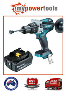 MAKITA DHP481Z 18V LXT Brushless Cordless 13MM Drill + BL1850B 5.0AH Battery