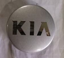 Kia Optima Forte 2011 - 2014 Silver OEM 17 Inch Wheel Center Cap 74685