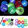10 LED Solar Fairy Lantern String Lights Garden Party Decor Outdoor Party Lamp
