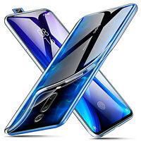 COVER per Xiaomi Mi 9T / Pro CUSTODIA Soft TPU Gomma Silicone SLIM Trasparente