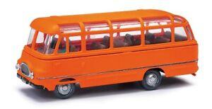 Busch 95717 - 1/87 Robur Lo 2500 Bus - Orange - Neuf