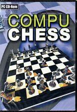 COMPUCHESS - per PC (NUOVO SIGILLATO) BOX SLIM