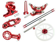 Microheli CNC Blade 200 SR X Performance package (RED) - BLADE 200 SRX